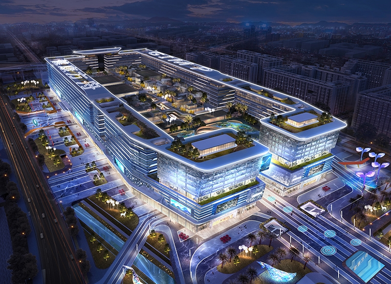 广州国际医药港