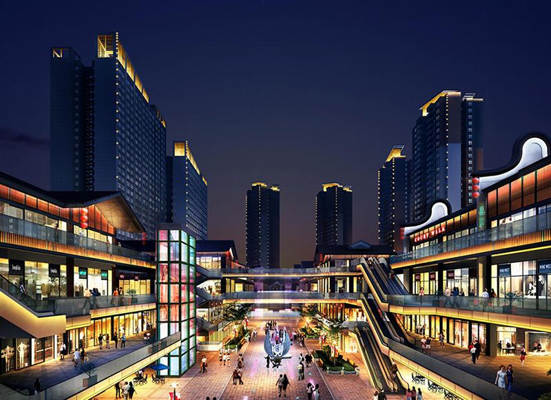 LED路灯在惠州亮化工程的宏大使命?